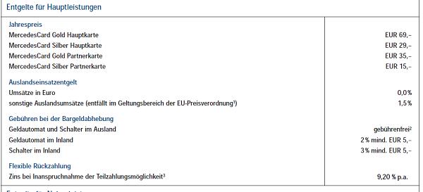 Entgelttabelle auf mercedes-benz-bank.de