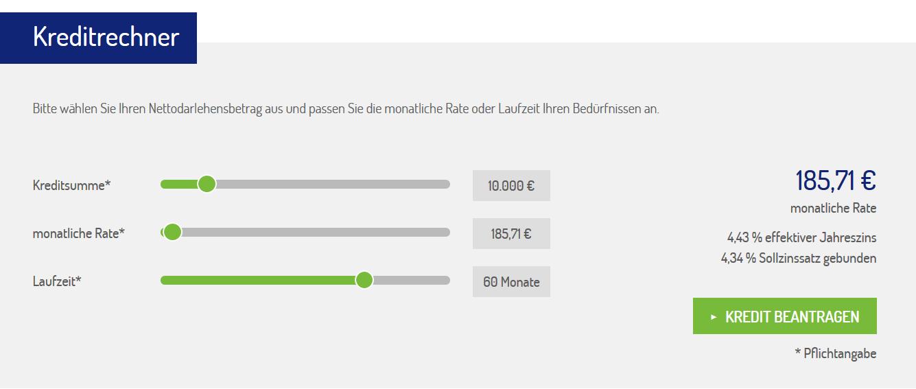 MasterCard-Features der Netbank auf netbank.de