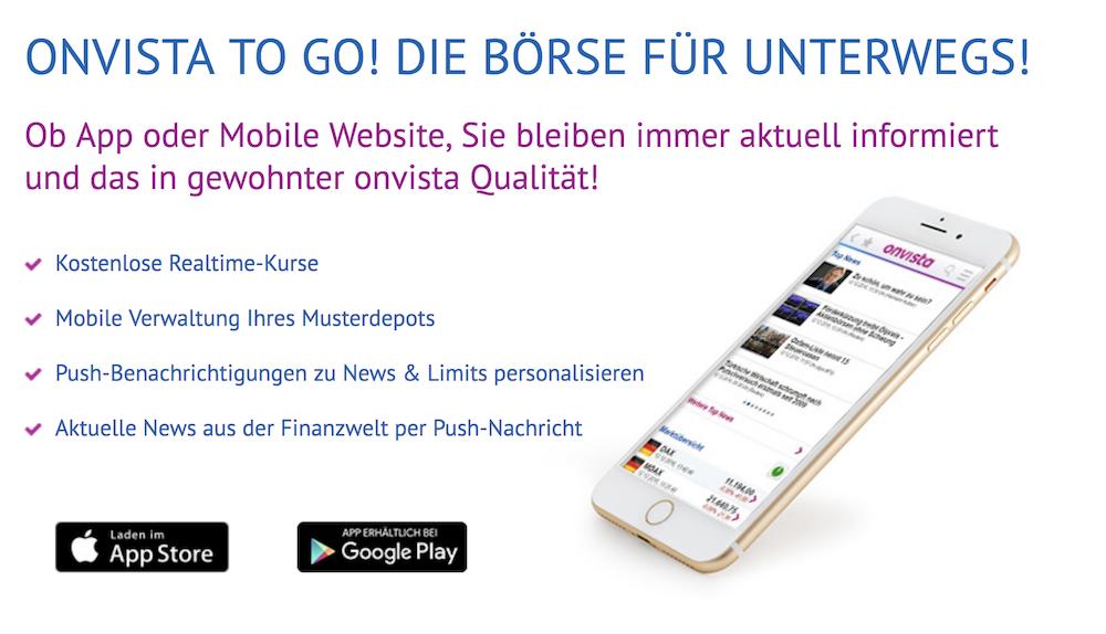 OnVista App