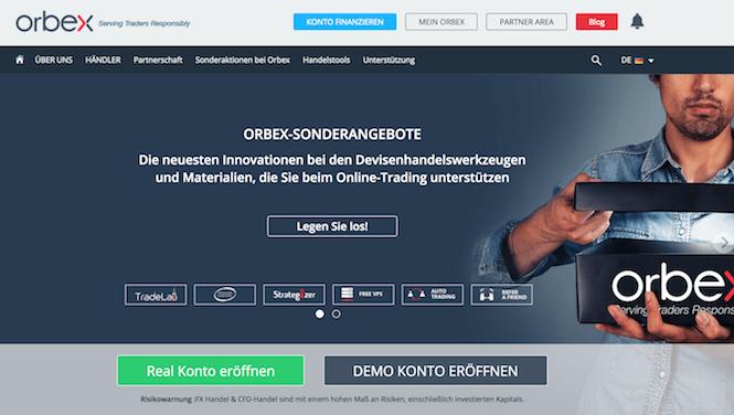 Orbex Erfahrungen von Depotvergleich.com