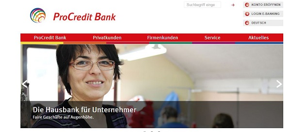Fair und nachhaltige Bankgeschäfte!