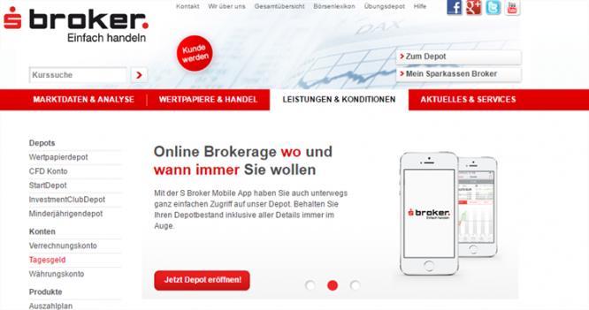 Mobile App S Broker