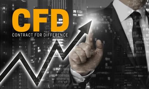 CFD Kryptowährung