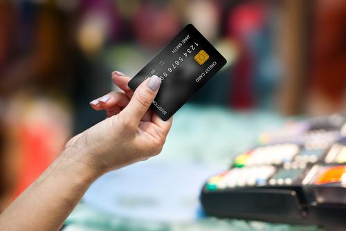 Kreditkarte Geld zurück