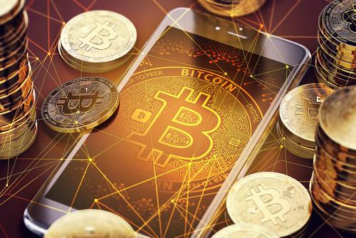 Bitcoin mobil handeln