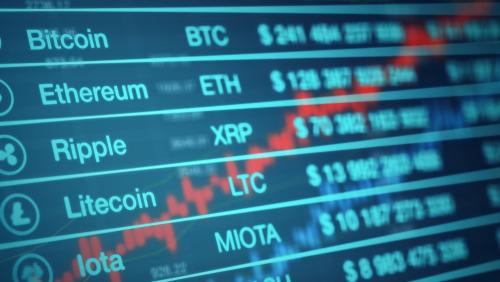 Kryptowährung Ranking Kryptomarkt