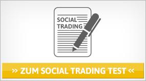 Social Trading Test