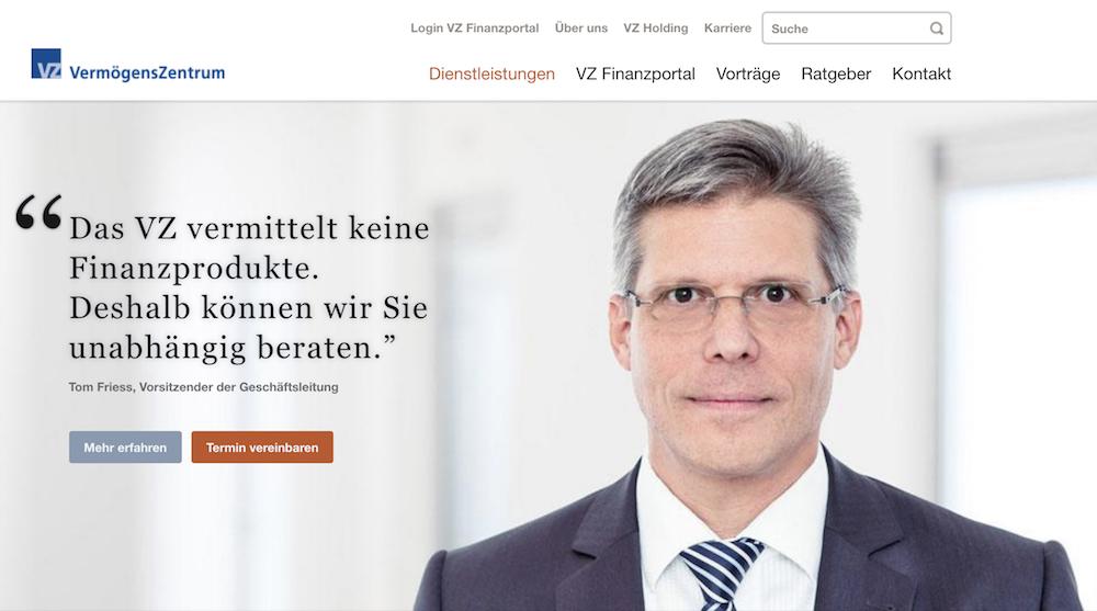 VermögensZentrum Erfahrungen von Depotvergleich.com
