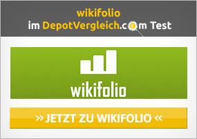 Wikifolio Erfahrungen im Test von depotvergleich.com