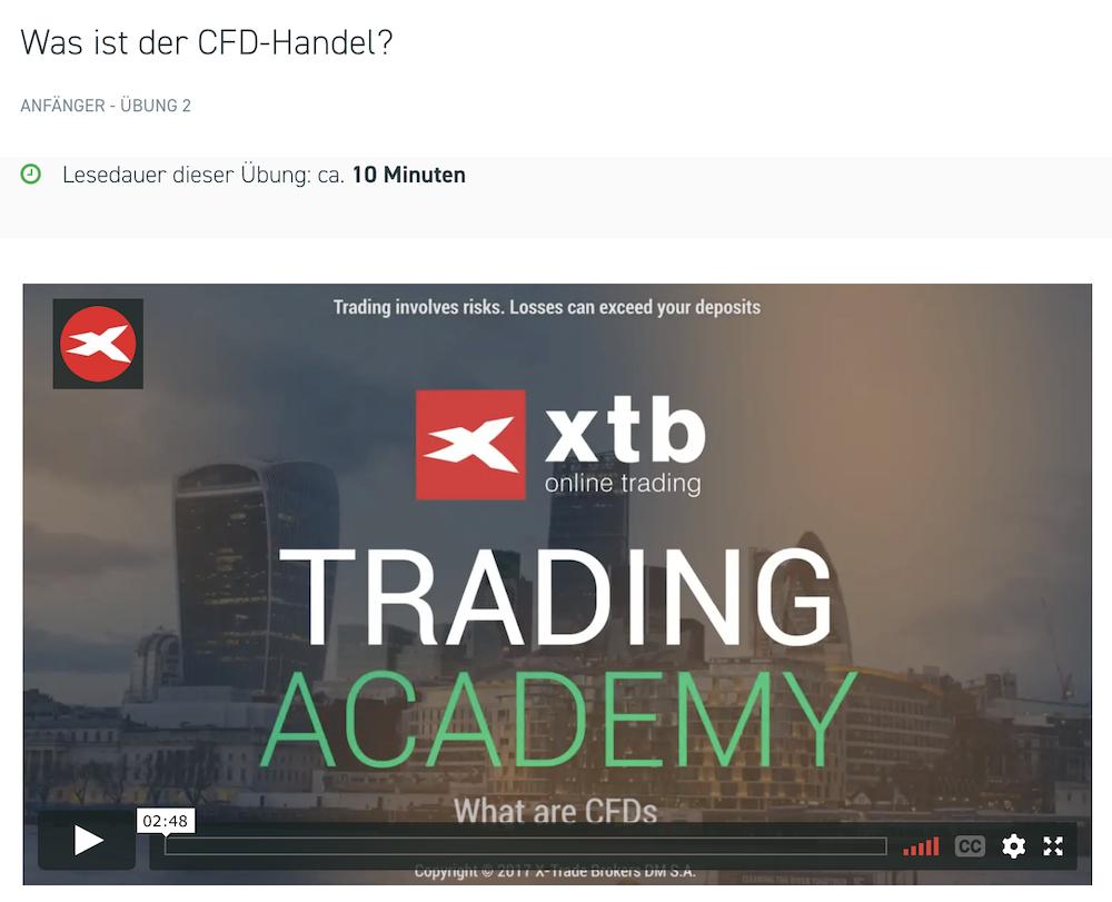 XTB setzt auch auf die Weiterbildung seiner Trader