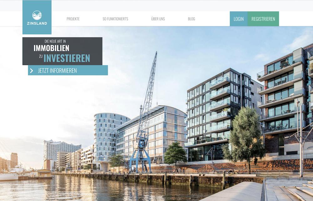 Zinsland Homepage